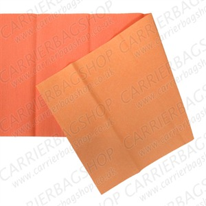 Peach & Pink Dual Colour Crepe Paper - 3409