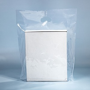Clear Premium Degradable Plastic Carrier Bags