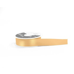 Honey Gold Double Satin Ribbon [678]