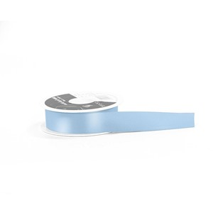 Sky Blue Double Satin Ribbon [3]