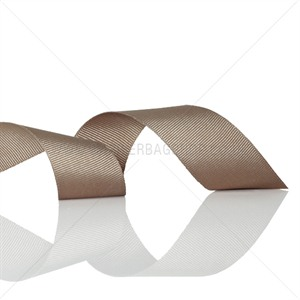 Light Brown Grosgrain Ribbon [9638]