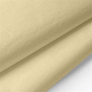 French Vanilla Coloured Premium Tissue Paper