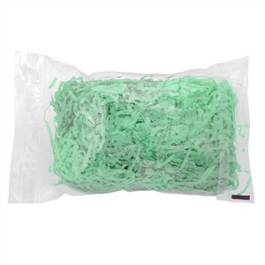 Shredded Green Coloured Premium Tissue Paper