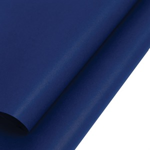 Dark Blue Coloured Standard Tissue Paper