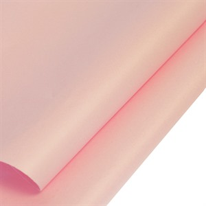 Light Pink Coloured Standard Tissue Paper