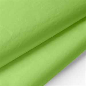 Lime Green Coloured Premium Tissue Paper