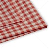 Red Gingham Design Premium Tissue Paper