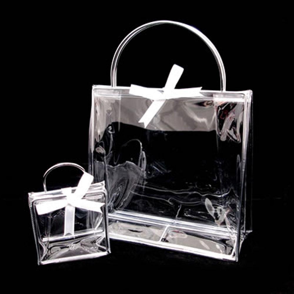 Vinyl Tote Designer Gift Bags From Carrier Bag Shop