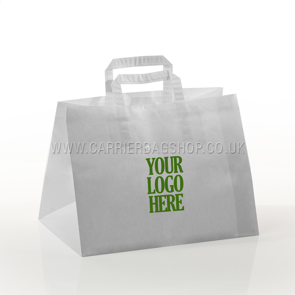 buying paper bags in bulk Paper gift bags are a quick way to wrap a gift that is sure to delight we offer a wide selection of wholesale gift bags choose from the many patterns or custom print them for a look all your own.