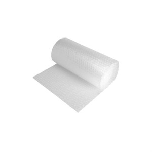Bubble Wrap - 100 metre Rolls [Small Size Bubbles]