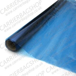 Blue Cellophane Rolls Supplier Of Cellophane Bags