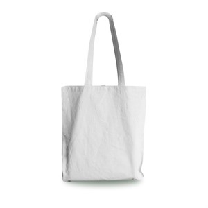 White Cotton Shopping Carrier Bags