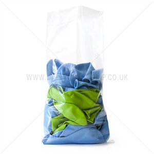 Clear Loose Polythene Bags (Various Gauges)