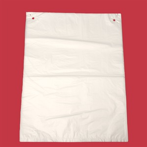 HD Clear Polythene Bags- with Lip
