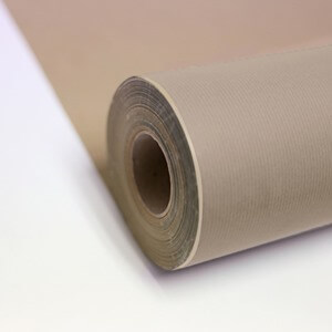 Cream Kraft Roll Wrapping Paper