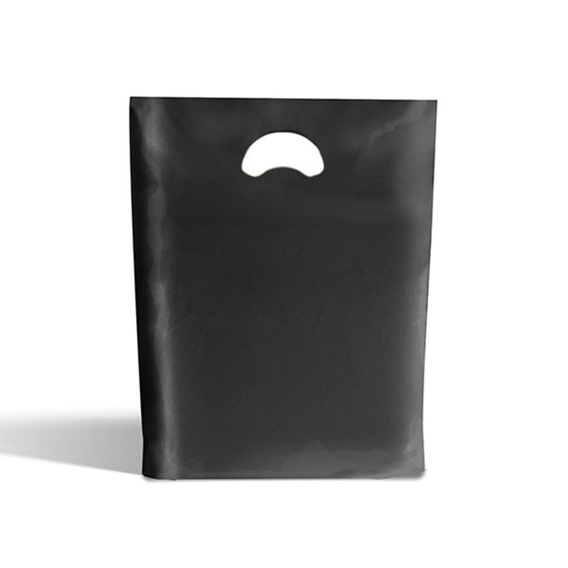 Buy Black Plastic Carrier Bags | Polythene Carrier Bags