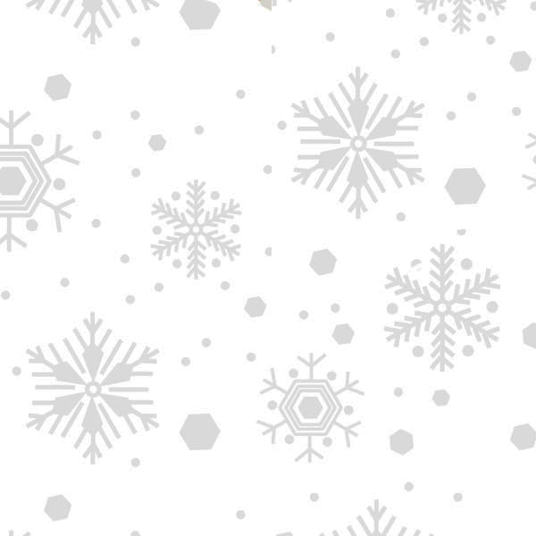 snowflake design christmas tissue paper from carrier bag shop