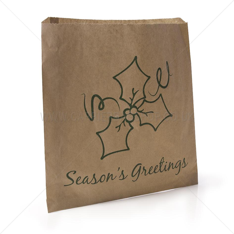 Large Plastic Christmas Bags