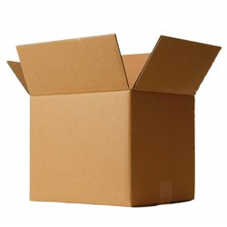 "Double Wall Cardboard Boxes - 16"" x 16"" x 16"""