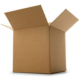 "Double Wall Cardboard Boxes - 12"" x 12"" x 12"""